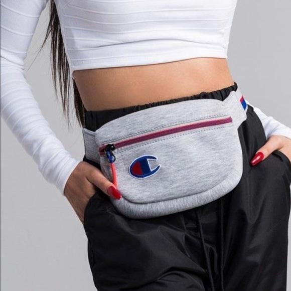 40a40a12b1f8c3 CHAMPION attribute Fanny pack waist pack